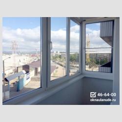 Фото окон от компании Пластиковые окна БФК